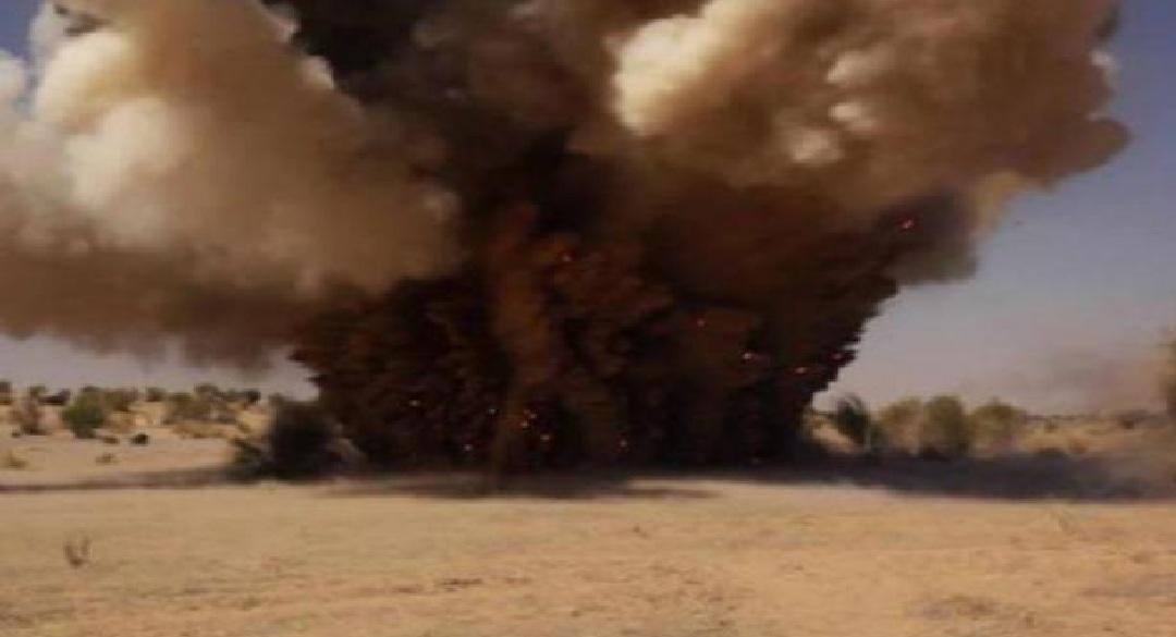 MALI : Trois soldats maliens tués par l'explosion d'un engin artisanal, du centre d'entraînement de Hombori