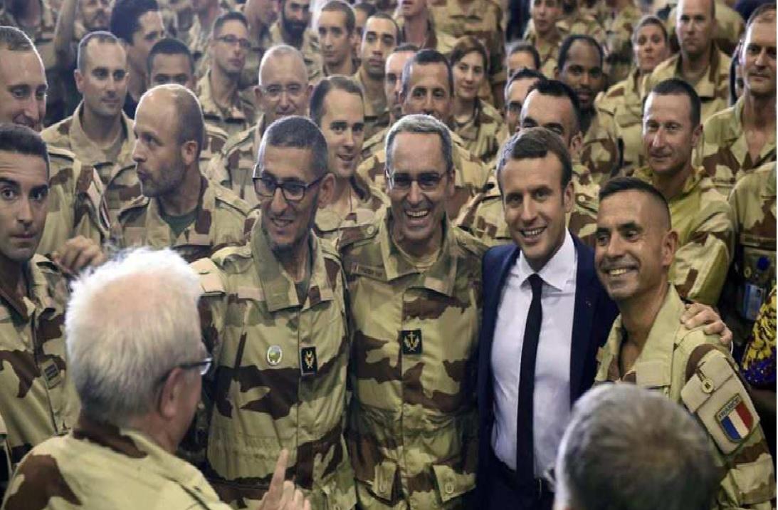 SÉCURITÉ/SAHEL : Qu'elle est la réalité de la France aujourd'hui dans le cercle restreint des grandes puissances?