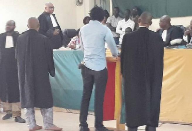 Mohamed Youssouf Bathily « RAS BATH » vient d'être placé sous mandat de dépôt par le tribunal de la Commune 4 !