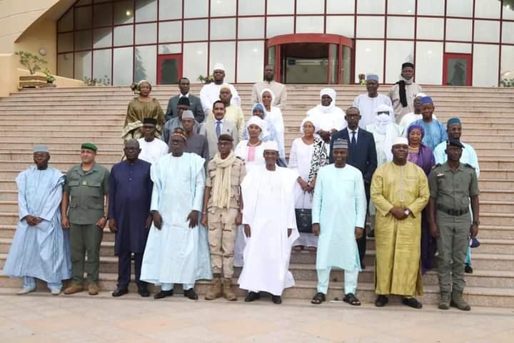 Gouvernement Choguel Kokalla Maïga: 1er Conseil de Cabinet