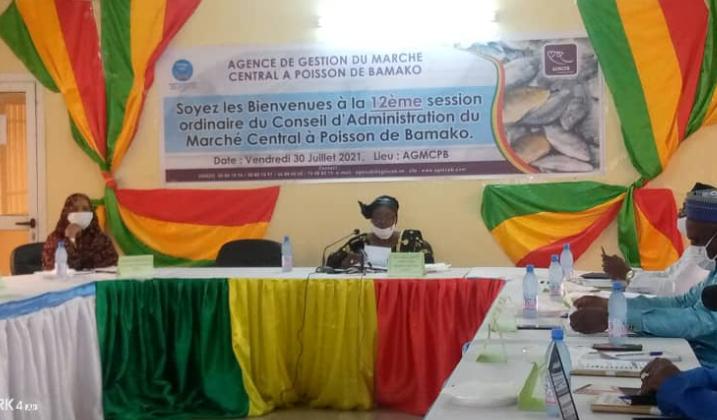 12ème Session du Conseil d'Administration de l'Agence de Gestion du Marché Central à Poisson de Bamako : L'Etat invité à respecter ses engagements en matière de fournitures d'électricité, jusqu'au démarrage effectif