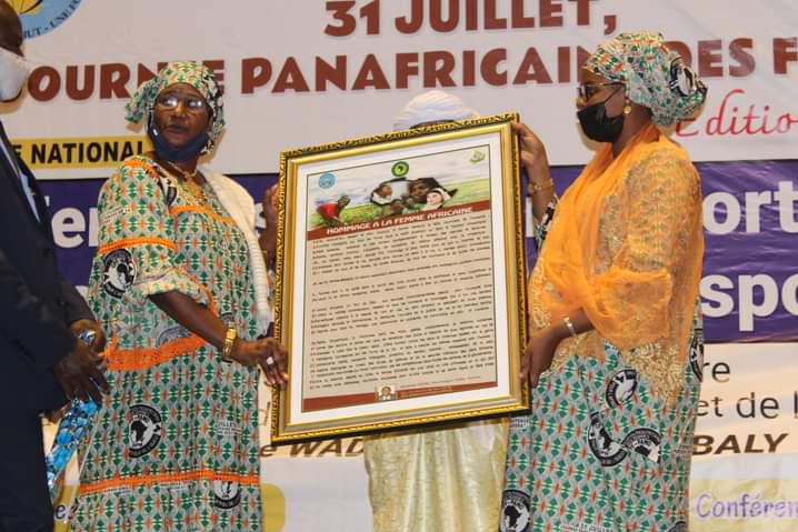 Edition 2021 de la Journée panafricaine des femmes au Mali   L'apport des femmes de la diaspora exalté