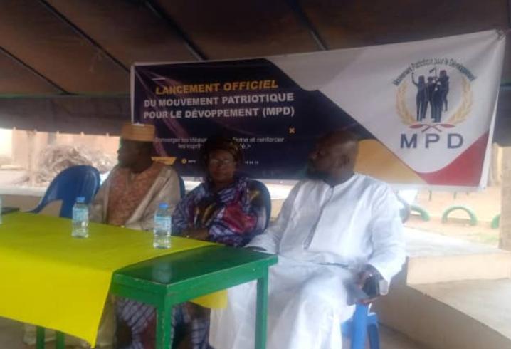 Lancement Officiel du Mouvement Patriotique pour le Développement en Commune 6 Le MDP vers une consolidation de l'esprit de citoyenneté