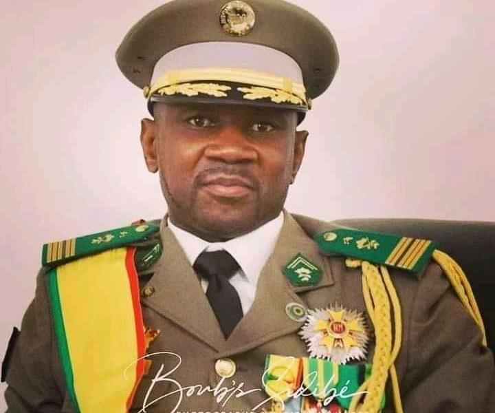 INDÉPENDANCE : Adresse à la nation du chef de l'Etat, Assimi GOITA  à l'occasion du 61ème Anniversaire du 22 septembre