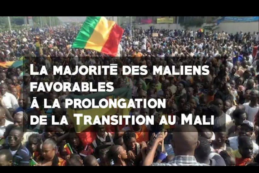 SONDAGE AU SEIN DE LA POPULATION ACTIVE : La majorité des maliens favorables à la prolongation de la Transition